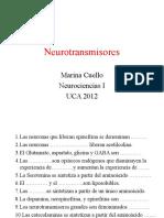 Neuro Transm i Sores