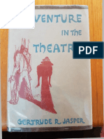 Adventures in Theatre - Lugne-Poe and the Theatre de l'Oeuvre