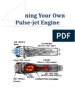 Designing Your Own Pulse-jet Engine