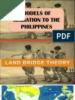 Migration Theories