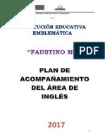 Plan de Acompañamientopedagogico de Letras 2017