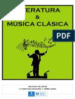 Relación Literatura y musica clásica