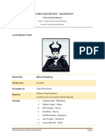 Film Review - Maleficent's