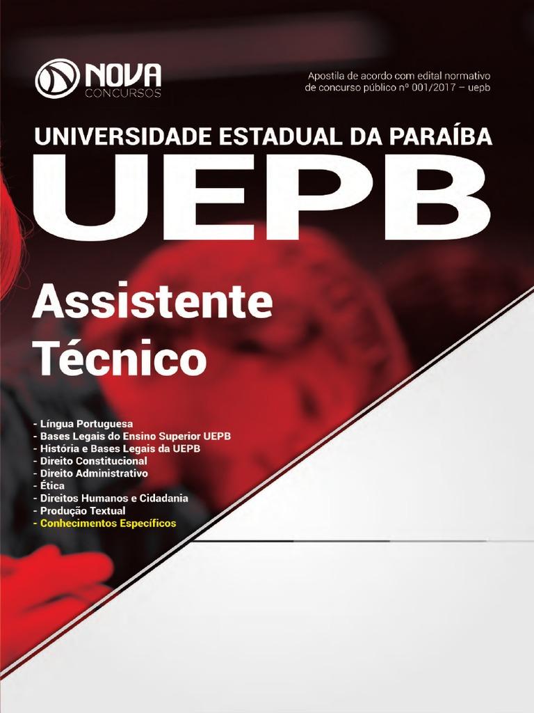 Apostila Nova Concursos uepb.PDF bb92f4027f3
