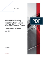 111AFH00 - Camden Mixed Use PIL Working Paper v3.0