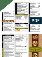 tasty thai take-out menu 3