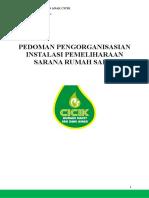 Pedoman Pengorganisasian Ipsrs Fix Ok Sip
