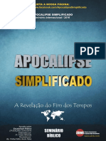 APOCALIPSE SIMPLIFICADO REVISADO