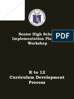 11 SHS Curriculum and Program Requirements 101414