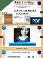 REDES SOCIALES GRUPO N°4