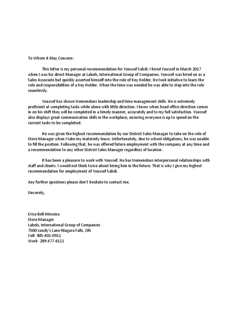 Recommendation letter thecheapjerseys Image collections