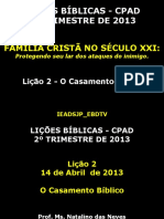 2013 2tri Lio2 Ocasamentobblico 130409033639 Phpapp01