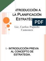 Introduccion a La Planific. Estrateg. - Copia