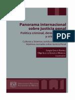 01.- Panorama Internacional Sobre Justicia Penal - Sergio Garcia Ramirez & Olga Islas De Gonzalez.pdf