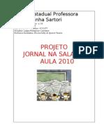 Projeto Jornal Na Sala de Aula 2