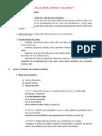 Analisis de La Obra Ollantay