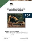 Curso Instruccion Tecnica Excavadora Hidraulica 330d Caterpillar