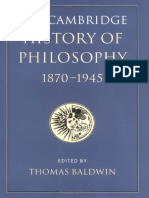 BALDWIN - Cambridge History of Philosophy 1870-1945.pdf