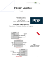 8.Distribution Logistics