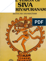 The Vision of Siva in Periyapuranam