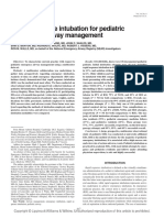 2002 Rapid Sequence Intubation for Pediatric