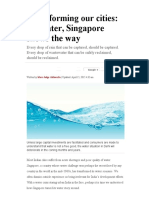 Transforming Our Cities_ on Water, Singapore Shows the Way _ the Indian Express
