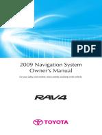 Navi Manual Rav 42009