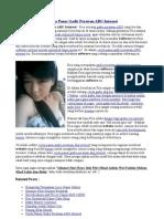 Cerita Panas Gadis Perawan ABG Internet