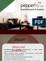 Pepperfry Marketing