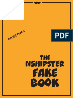 The NSHipster Fake Book