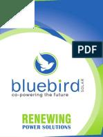 Bluebird Solar Pvt. Ltd.