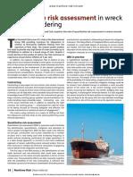 Standard P&I Quantitative RA for Wreck removal 2017_07.pdf