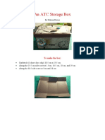 An ATC Storage Box
