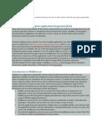 Integration Basics (Level-I) Training Document