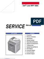 1600n Multifunction Laser Printer Bw