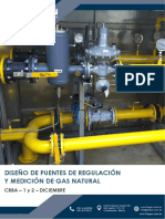 Puentes de Regulacion y Medicion de Gas Natural