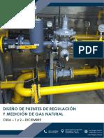 Puentes de Regulacion y Medicion de Gas Natural