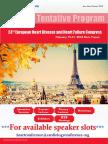 23rd European Heart Disease and Heart Failure Congress