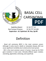 Basal Cell Carsinoma