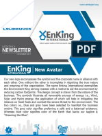 Monthly Newsletter (November 2017) - EnKing International