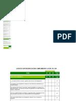 Copia de Verificación Cumplimiento Disposiciones Legales1