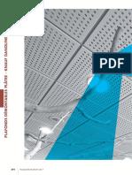 5 Plafonds Demontables Platre Knauf Danoline
