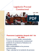 const procesal