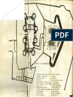 Plan of the Bastille