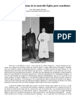 2011 06 06 Ab Meramo Le Neo Semi Arianisme de La Nouvelle Eglise Post Conciliaire