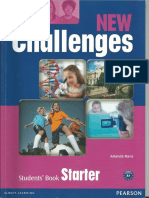 New Challenges Starter SB
