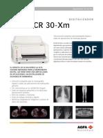 Especificaciones Tecnicas Digitalizador Cr 30-Xm