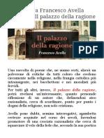 Intervista All'Ateo-razionalista Francesco Avella (Bibliotheka Edizioni)