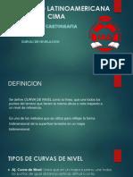 Características de La Curva de Nivel..Grupo Trabajo