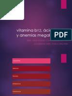 Anemiiile megaloblastice